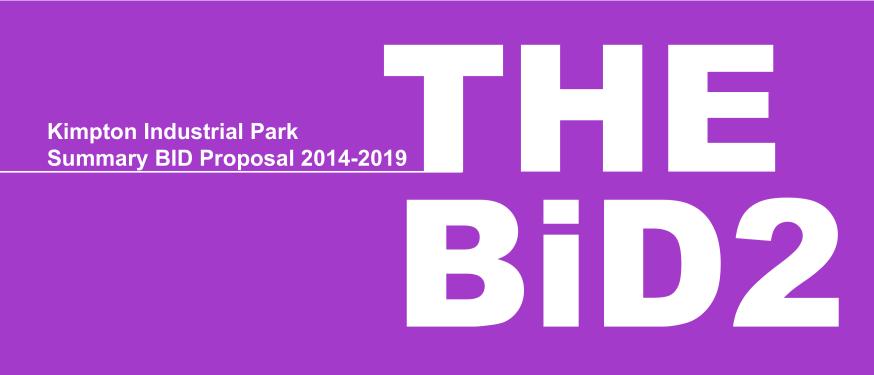 BID2 Renewal Cover from 2014