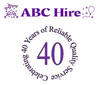 ABC Hire Logo