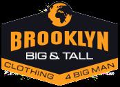 Brooklyn Big & Tall Clothing Logo