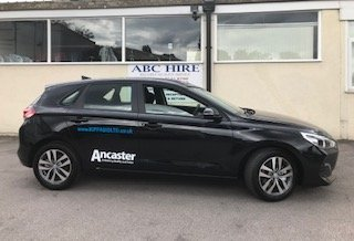 2020 Car For Ancaster Side On View Hyundai
