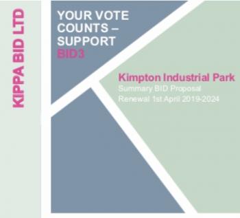 Members Vote Yes To Keep Kimpton Safe – BID3 Renewal