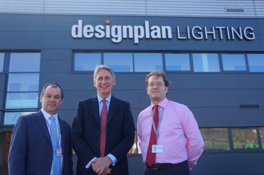 MPs Outside Design Plan